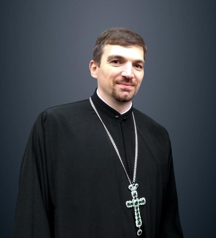 Otac Aleksandar Samardzic